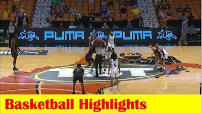 #10 Bleed Virginia vs #7 D2 Basketball Game Highlights, 2021 TBT Round 1
