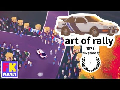 Art of rally - 1978 Rally Germany Group 4 | Entire career |