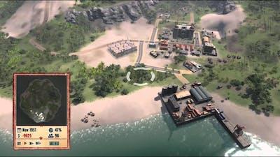 Lets Play: Tropico 4 w/ Wazza - Part 3: Dora Sighting & Protests