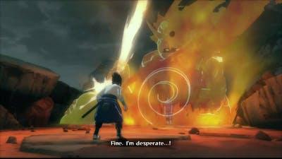 Naruto Shippuden: Ultimate Ninja Storm 2 Itachi Boss Battle (HD)