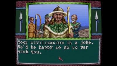 Sid Meier's Civilization (Super Nintendo)