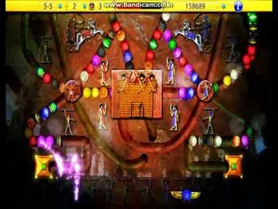 Luxor Amun Rising HD Challenge of Horus Final Stage 5-5 [Player : HoNoR]