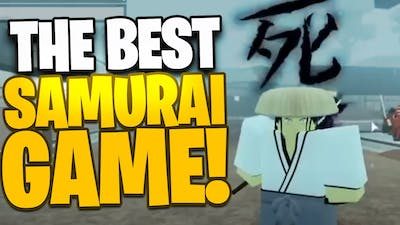 12 OF THE ABSOLUTE BEST SAMURAI GAMES ON ROBLOX! IN 2021 👍