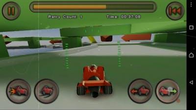 Jet car stunts / capítulo #1