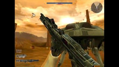 STAR WARS BATTLEFRONT 2 (CLASSIC 2005)