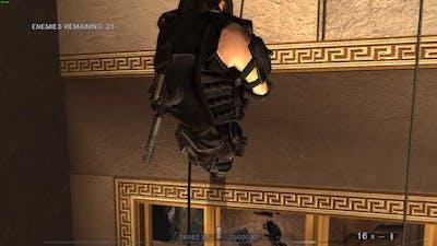 Rainbow Six Vegas 2: Calypso Casino Terrorist Hunt Lone Wolf (realistic high density)