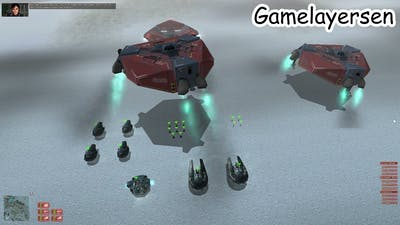 Ground Control gameplay 4K