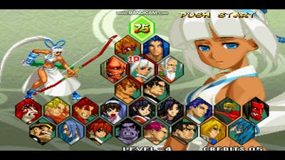 SAMURAI SHODOWN V SPECIAL MOVE ALL CHARACTERS PART 1