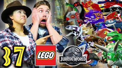 FINALE? - Part 37 - Let's Play LEGO Jurassic World