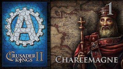 Crusader Kings 2 Charlemagne Karloman Karling's Revenge 1