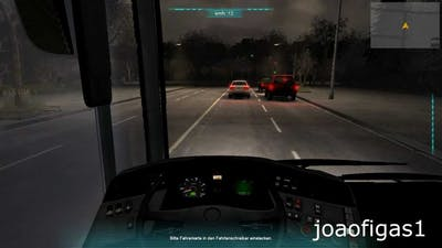 Testing Bus Simulator 2012