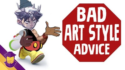 STOP Taking This Art Style Advice