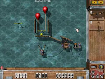 Crazy Machines 1 -  Solutions - all Levels 1-102