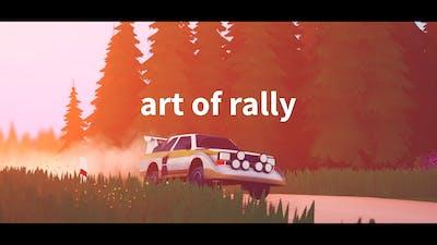SPEED DEMON?!?! (i think not) | art of rally