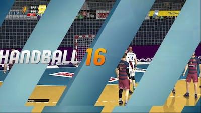 Handball 16 -- Gameplay (PS3)