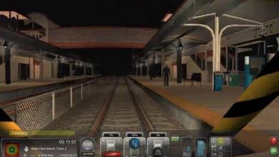 Train Simulator 2019: Deerfield Beach to  West Palm Beach