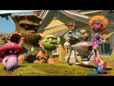 Plants vs Zombies Battle For Neighborville : Garden wars Online