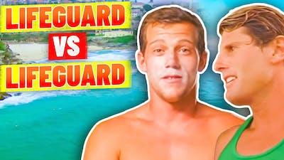 Lifeguard VS Lifeguard: Bondi's Lifeguard Challenge