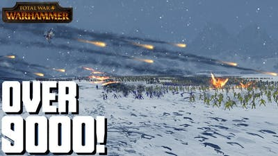OVER 9000 ZOMBIES (Total War: Warhammer)