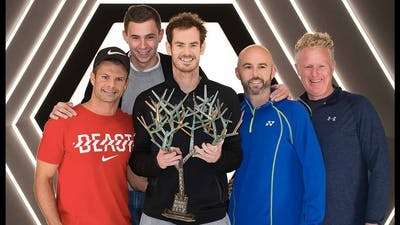 Murray Beats Isner For First Paris Title Highlights