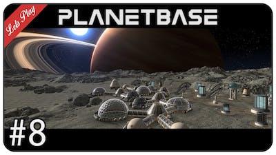 Planetbase | #8 | Tipps und erklärung | HD | Gameplay German Deutsch Let's Play