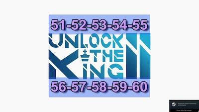 "Mouggier solves ""Unlock the King 2"" (51-60)"