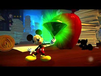 Castle of Illusion - Mickey Mouse Game Walkthrough Part 4
