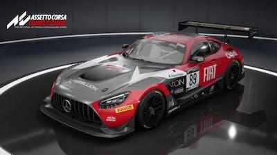 Assetto Corsa Competizione 2020 GT Challenge Pack (Mercedes AMG 2020 EVO)