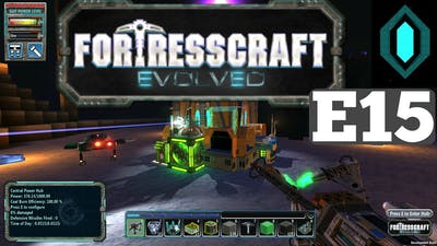 Lets Play FortressCraft Evolved E15, Getting the Toxic Particle Filter