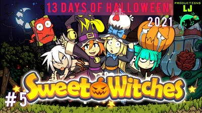 Sweet Witches Gameplay - 13 Days of Halloween 2021