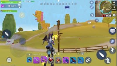 Duo custom To easy (creative destruction