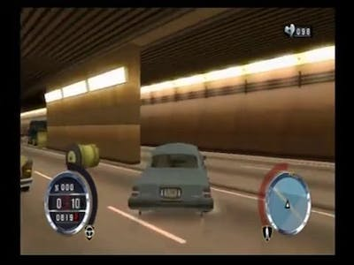 Driver Parallel Lines on PS2