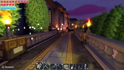 Portal Knights Action