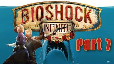 JAWS Plays BIOSHOCK INFINITE! - Segregation at It's Finest - Part 7