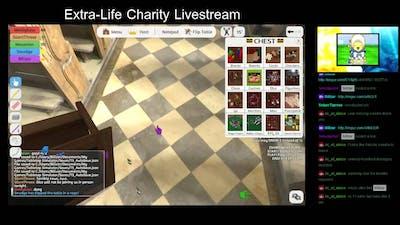 24 Hour Extra-Life Charity Stream 5th Edition Platinum DLC (Auto-Dump) - 64 / 96