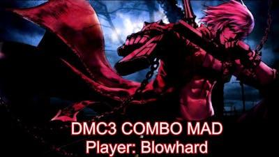 DMC3 COMBO MAD (Player: Blowhard)