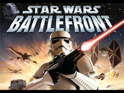 A Star Wars Battlefront classic 2004 Video.