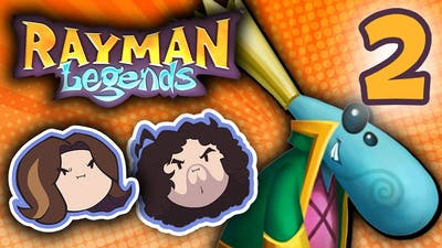 Rayman Legends: A New Friend  - PART 2 - Game Grumps
