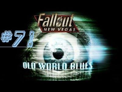 Fallout: New Vegas Walkthrough Part 71: Hunting Holotapes (Old World Blues DLC)