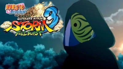 Naruto Ultimate Ninja Storm 3 : Full Burst #1 - NINE TAILS ATTACK!