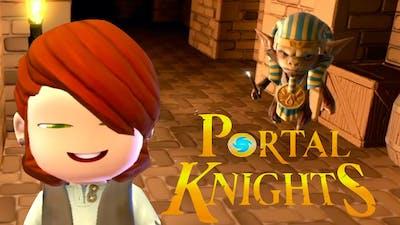 PORTAL KNIGHTS WALKTHOUGH #4