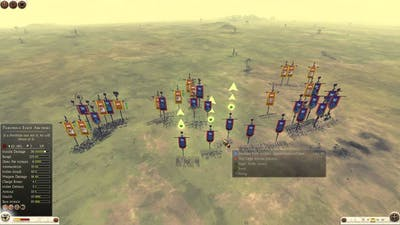 Total War Rome 2: Cup of Nations - AggonyPrussianPrince (Parthia) vs IMP Sherl (Epirus)