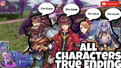#MAGANG (Main Game Bareng) || Revenant Dogma - True Ending (the last one is my favourite) - RPG
