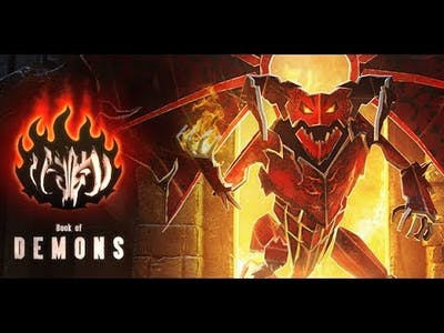 Book of Demons First Look