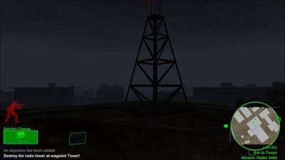 Delta Force Black Hawk Down: Mission 6 (Radio Aidid)
