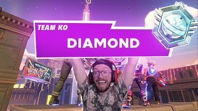 I HIT DIAMOND in Knockout City