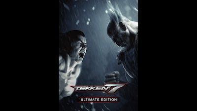 Playing || TEKKEN 7 Ultimate Edition  || Starting of Game