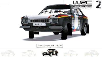 "WRC 2 | Ford Escort RS 1600 | Kristoffer Gustafsson | Germany ""Arena Panzerplatte 2"" Gameplay (#79)"