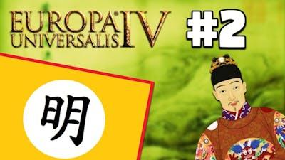 Europa Universalis IV: Cradle of Civilization | Ming #2