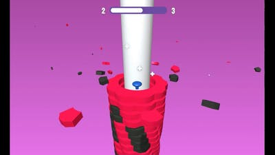 TOWER BALL 3D - Game preview